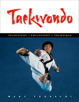Marc Tedeschi: Taekwondo Book (896-page)